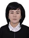 Кадирова Нафиса Баннобовна